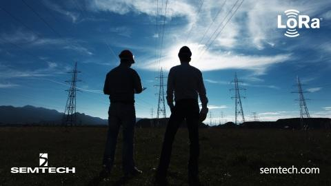 Semtech's LoRa® Devices Create Smarter Grids with Accurate Line Fault Detection