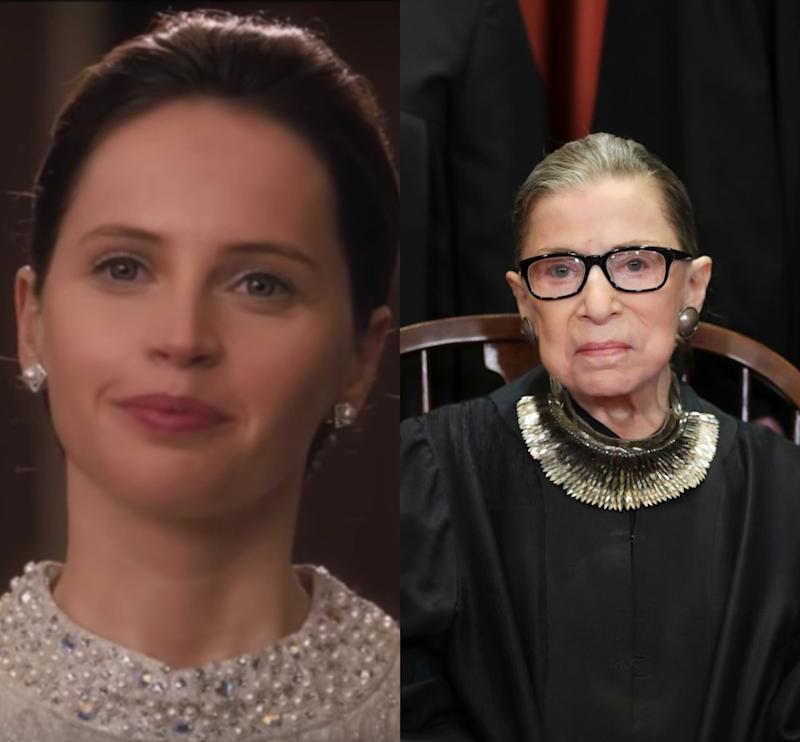 The Ruth Bader Ginsburg biopic, On The Basis of Sex, shows that social progress requires more than one feminist hero