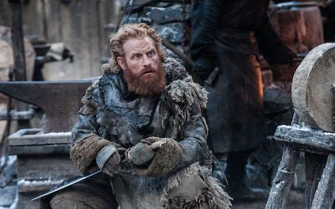 Kristofer Hivju as Tormund Giantsbane - Credit: HBO