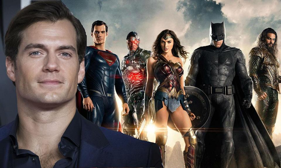 Henry Cavill doesn't think a Zack Snyder cut of Justice League 'will make any difference'