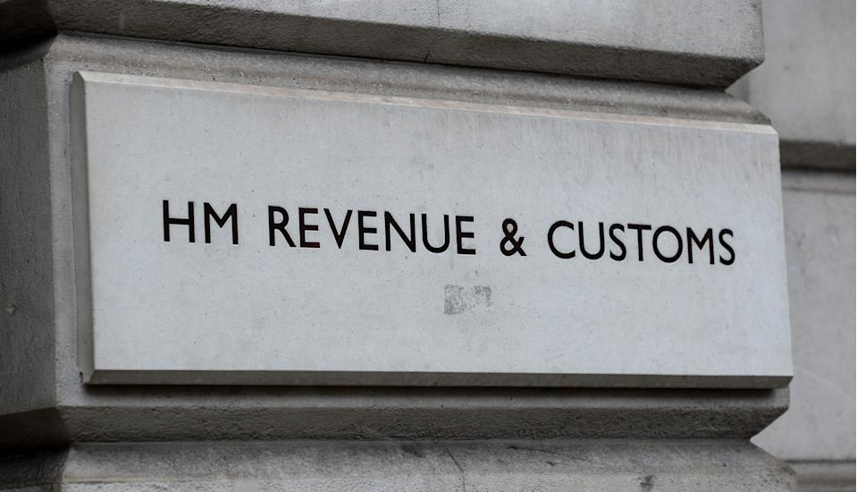 File photo dated 11/01/18 of a view of signage for HM Revenue & Customs (HMRC) in Westminster, London. More than �3.1 million has been spent by the Treasury, the City watchdog and HMRC on making their offices Covid-19 secure for staff, new figures have revealed. Issue date: Monday January 18, 2021.