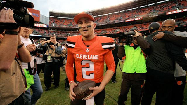 The former NFL quarterback and Heisman Trophy winner has signed a two-year contract with the Hamilton Tiger-Cats.