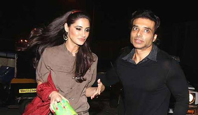Nargis Fakhri and Uday Chopra: They were spotted on a holiday together but there has been silence when they were questioned about it.