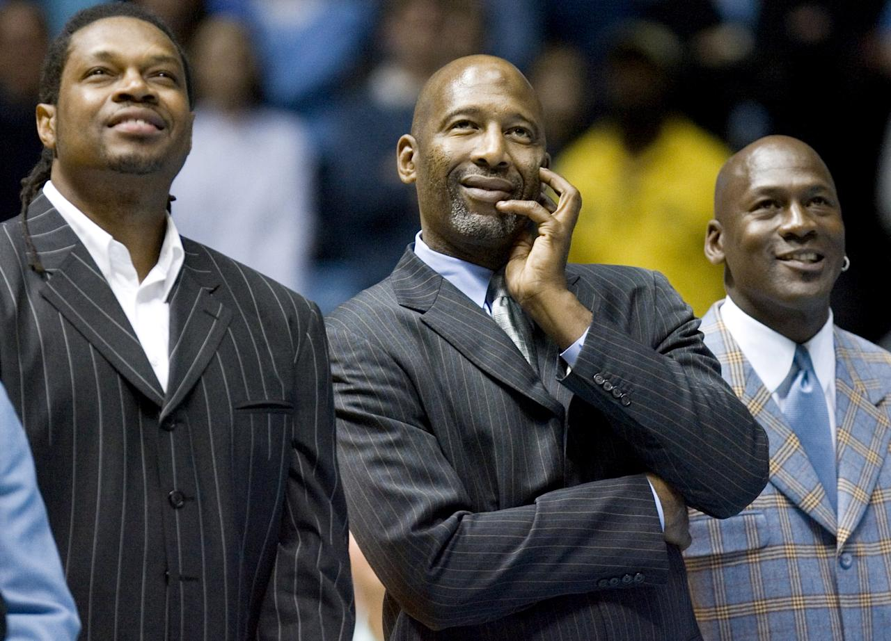 NBA Players Who Were Teammates in College