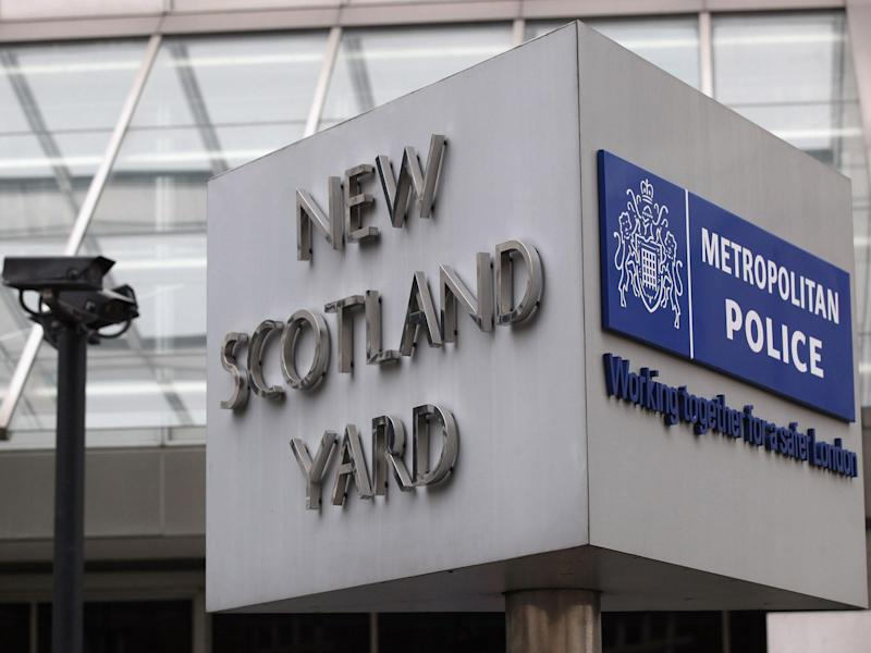 The Metropolitan Police said the rise could not be explained just by increased reporting and recording: Getty