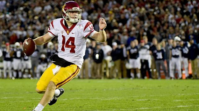 Penn State and USC matched one big play after another in the Rose Bowl, with the Trojans coming out on top in the end.