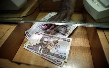 Kenyan Shilling Seen Supported By
