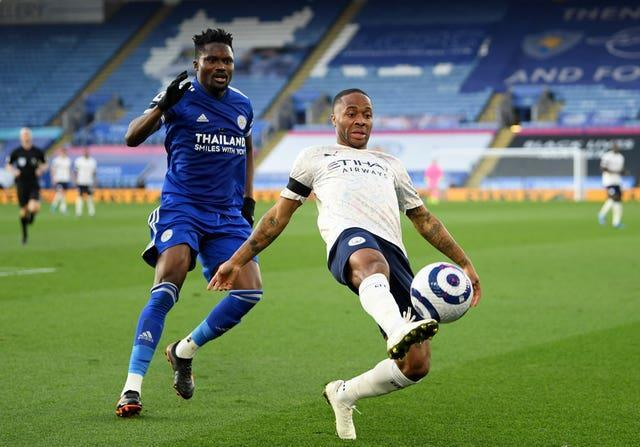 Leicester City v Manchester City – Premier League – King Power Stadium