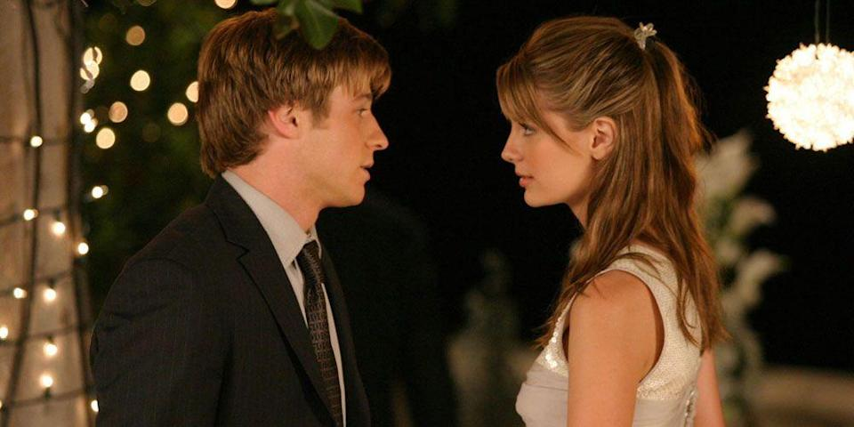 <p>He was always whoever she wanted him to be.</p>