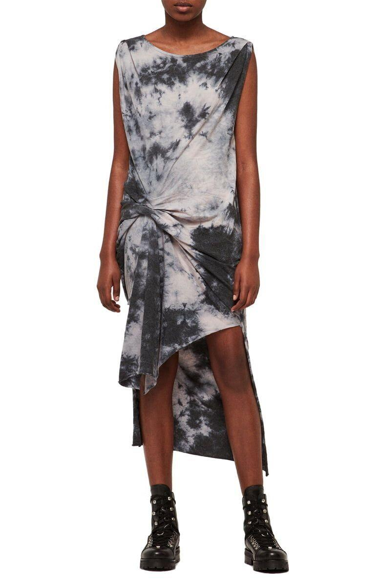 "<strong><a href=""https://shop.nordstrom.com/s/allsaints-dytie-riviera-dress/5257090"" target=""_blank"" rel=""noopener noreferrer"">Get the Allsaints Dytie Riviera dress for $135.</a></strong>"