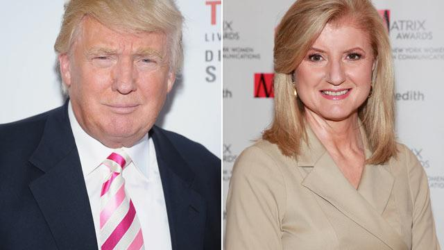 Donald Trump's Feuds With Hollywood Women