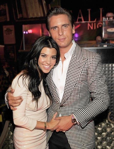 "Kourtney Kardashian, Scott Disick ""Have to Relive"" Their Fights on TV"