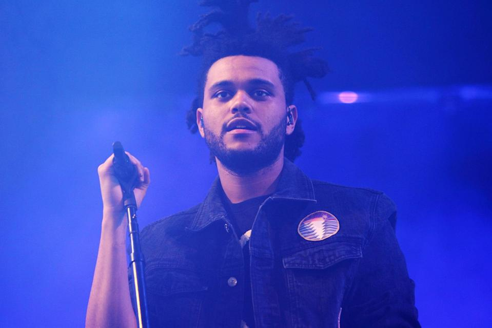 <p>Not long after, the singer locked his hair and frequently wore it in short ponytails around his head.</p>