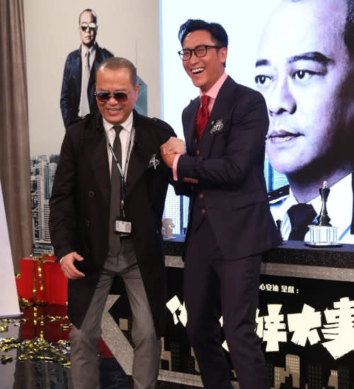 Bobby Au Yeung and Joe Ma are thrilled to have the opportunity to work together again.