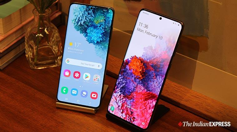 Samsung Galaxy Z Flip, Samsung Galaxy Z Flip India price, Samsung Galaxy S20, Samsung Galaxy S20 price in India, Samsung Galaxy Z Flip vs Galaxy S20, Samsung Galaxy S20 specifications