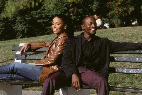 "<p><strong>Cast: </strong>Sanaa Lathan, Taye Diggs, Mos Def, Nicole Ari Parker<br></p><p>Lifelong friends Andre and Sidney initially bonded the day they discovered hip-hop in New York City. Now a music critic and music executive respectively, their adult lives seem to take them back to the sweetest parts of their childhood.</p><p><a class=""link rapid-noclick-resp"" href=""https://go.redirectingat.com?id=74968X1596630&url=https%3A%2F%2Fwww.hulu.com%2Fwatch%2Fed1c4379-11e7-4254-b8d4-8913da1eb85d%3Fcontent_id%3D1493052&sref=https%3A%2F%2Fwww.oprahmag.com%2Fentertainment%2Ftv-movies%2Fg28122982%2Fbest-black-romance-movies%2F"" rel=""nofollow noopener"" target=""_blank"" data-ylk=""slk:Watch Now"">Watch Now</a></p>"