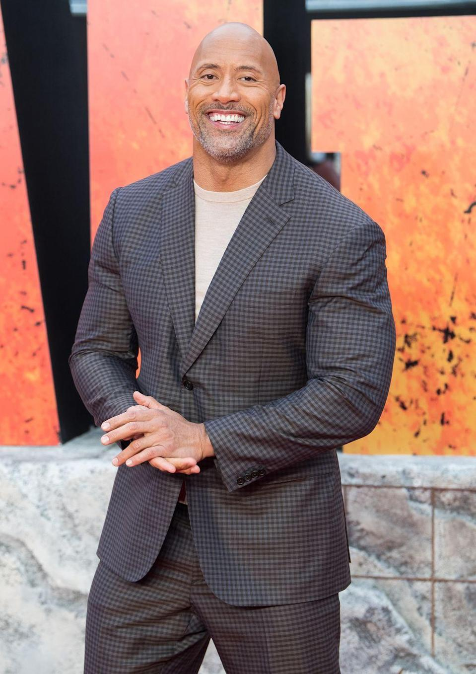 "<p>Dwayne Johnson has taken a leaf out of <a href=""https://www.elle.com/uk/life-and-culture/culture/a32002199/will-ferrell-hand-washing-coronavirus/"" rel=""nofollow noopener"" target=""_blank"" data-ylk=""slk:Will Ferrell"" class=""link rapid-noclick-resp"">Will Ferrell</a>'s book and updated his hand washing routine with his daughter Tia during Covid-19.</p><p>Sharing his 'sheltering at home, pre daddy's shower ritual' on Instagram, the 47-year-old showed his hand-washing technique with his daughter, revealing that the little tot demands he sings the rap portion of his song 'You're Welcome' from the hit Disney film Moana.</p><p>'We realized a few weeks ago that the rap portion of the song is perfect timing when getting your little ones to have fun washing their hands,' Johnson added.</p><p>In the video, Tia interrupts he father's chat to say: 'Give me the song.'</p><p><a class=""link rapid-noclick-resp"" href=""https://www.instagram.com/p/B-fZQj1nUB0/"" rel=""nofollow noopener"" target=""_blank"" data-ylk=""slk:WATCH THE VIDEO"">WATCH THE VIDEO</a></p>"