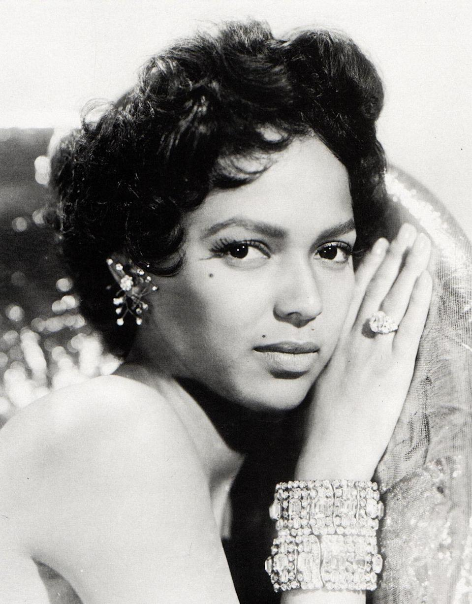<p>By 1953, Dandridge had established herself as a star. That year, the singer-actress took to the screen to star as herself in the musical comedy <em>Remains to Be Seen</em>.</p>