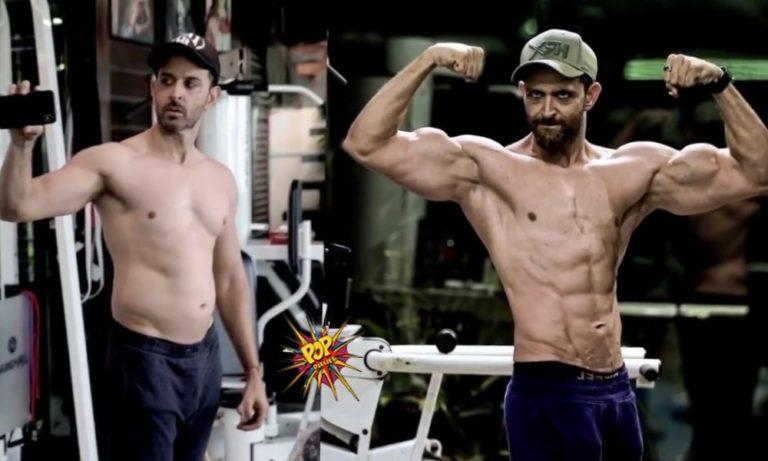 Hrithik Roshan Body Transformation For War Movie _ Inspirational Video-min