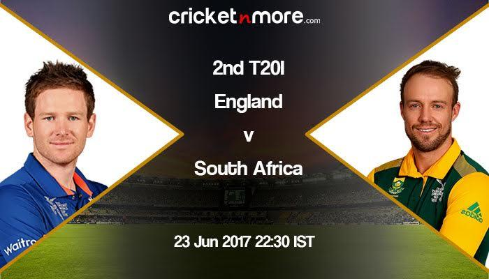 """<p><strong>23rd June,Taunton (CRICKETNMORE) England won the toss and opt to bowl first Vs South Africa in the 2nd T20I at</strong>The Cooper Associates County Ground, Tauntonhere. <em><strong><a rel=""""nofollow"""" href=""""http://www.cricketnmore.com/cricket-livescore/full-scorecard/2117/2nd-t20i-england-v-south-africa-1"""">LIVE SCORE</a></strong></em></p>"""