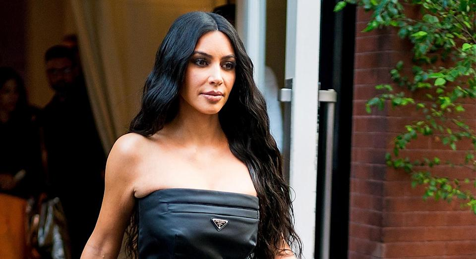 Kim Kardashian received global critiscm for her weight loss comments earlier this year [Photo: Getty]