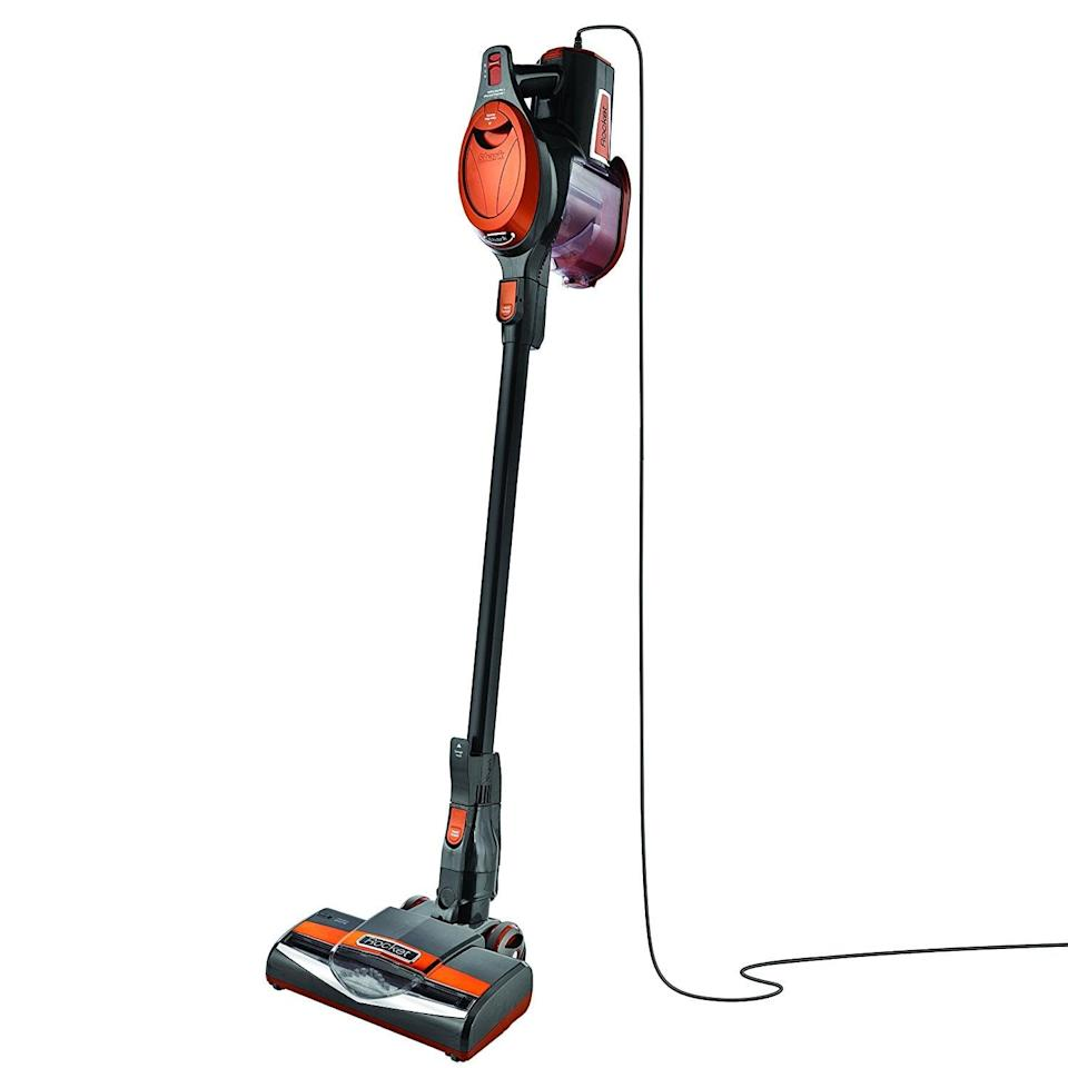 <p>Looking for a lightweight choice you can take all over the house? This <span>SharkNinja Rocket Ultra-Light Upright Vacuum</span> ($160) converts into a handheld vacuum so you can reach every corner in your home. It also comes with a micro tool kit for a variety of uses.</p>