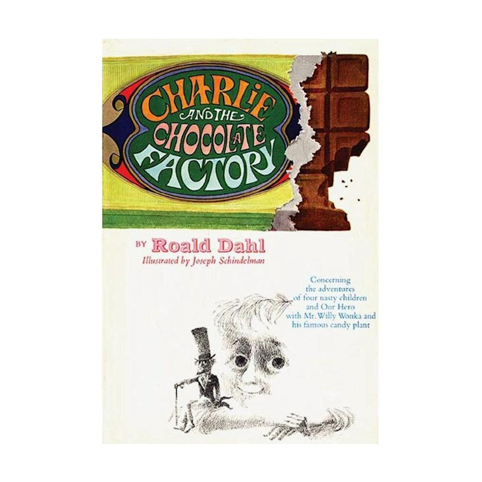 """<p><strong>$5.59</strong> <a class=""""link rapid-noclick-resp"""" href=""""https://www.amazon.com/Charlie-Chocolate-Factory-Roald-Dahl/dp/0142410314/ref?tag=syn-yahoo-20&ascsubtag=%5Bartid%7C10054.g.35036418%5Bsrc%7Cyahoo-us"""" rel=""""nofollow noopener"""" target=""""_blank"""" data-ylk=""""slk:BUY NOW"""">BUY NOW</a><br><strong>Genre:</strong> Children's</p><p>1964 was a notable year for children's literature, with <em><a href=""""https://www.amazon.com/Chitty-Bang-Magical-Car/dp/0763666661/ref?tag=syn-yahoo-20&ascsubtag=%5Bartid%7C10054.g.35036418%5Bsrc%7Cyahoo-us"""" rel=""""nofollow noopener"""" target=""""_blank"""" data-ylk=""""slk:Chitty Chitty Bang Bang"""" class=""""link rapid-noclick-resp"""">Chitty Chitty Bang Bang</a>, <a href=""""https://www.amazon.com/Giving-Tree-Shel-Silverstein/dp/0060256656/ref?tag=syn-yahoo-20&ascsubtag=%5Bartid%7C10054.g.35036418%5Bsrc%7Cyahoo-us"""" rel=""""nofollow noopener"""" target=""""_blank"""" data-ylk=""""slk:The Giving Tree"""" class=""""link rapid-noclick-resp"""">The Giving Tree</a>, <a href=""""https://www.amazon.com/Harriet-Spy-Louise-Fitzhugh/dp/0440416795/ref?tag=syn-yahoo-20&ascsubtag=%5Bartid%7C10054.g.35036418%5Bsrc%7Cyahoo-us"""" rel=""""nofollow noopener"""" target=""""_blank"""" data-ylk=""""slk:Harriet the Spy"""" class=""""link rapid-noclick-resp"""">Harriet the Spy</a>, </em>and <em><a href=""""https://www.amazon.com/Flat-Stanley-His-Original-Adventure/dp/0060097914/ref?tag=syn-yahoo-20&ascsubtag=%5Bartid%7C10054.g.35036418%5Bsrc%7Cyahoo-us"""" rel=""""nofollow noopener"""" target=""""_blank"""" data-ylk=""""slk:Flat Stanley"""" class=""""link rapid-noclick-resp"""">Flat Stanley</a> </em>also published, but anyone with a sweet tooth will appreciate this special kiddie classic about Willy Wonka's famous chocolate factory and all of the wonders inside. </p>"""