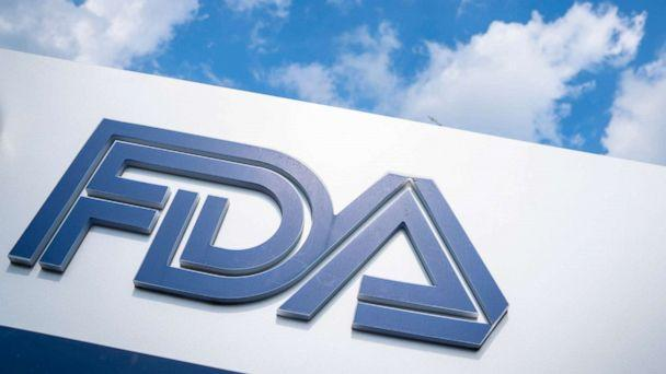PHOTO: A sign for the Food And Drug Administration is seen outside of the headquarters on July 20, 2020 in White Oak, Maryland.  (Sarah Silbiger/Getty Images)