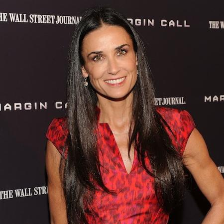 Demi Moore's daughter in 'nude photo scandal'