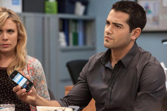 "Jesse Metcalfe in the ""Dallas"" Season 2 episode, ""Sins of the Father."""