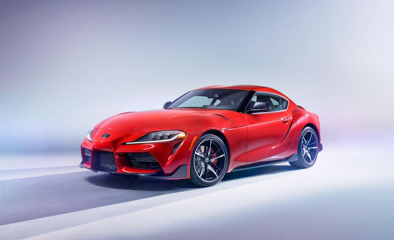 """<p>Now the Big T is finally leveraging that mighty reputation in the form of <a rel=""""nofollow"""" href=""""http://caranddriver.com/toyota/supra"""">the new (A90) Supra</a>, which will blast out of a Magna Steyr assembly plant in Graz, Austria, alongside its brother, <a rel=""""nofollow"""" href=""""http://caranddriver.com/bmw/z4"""">the BMW Z4</a>.</p>"""