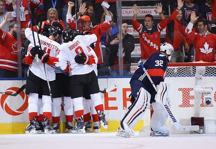 Canada Dominates Team Usa In World Cup Of Hockey 4 2