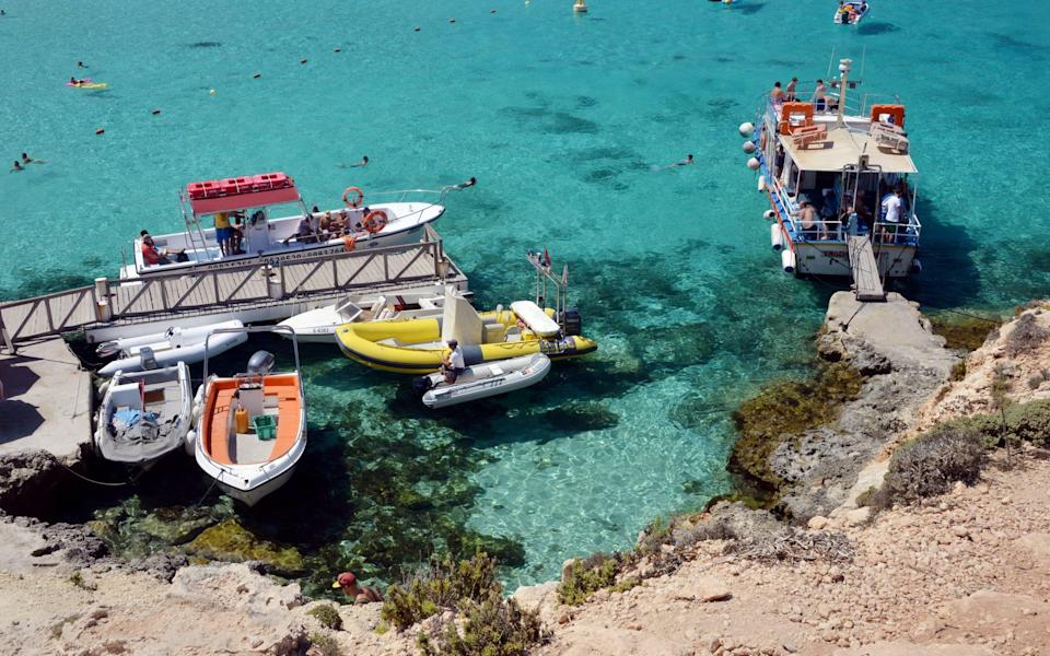 A boat trip is one of the best ways to explore the island - Getty