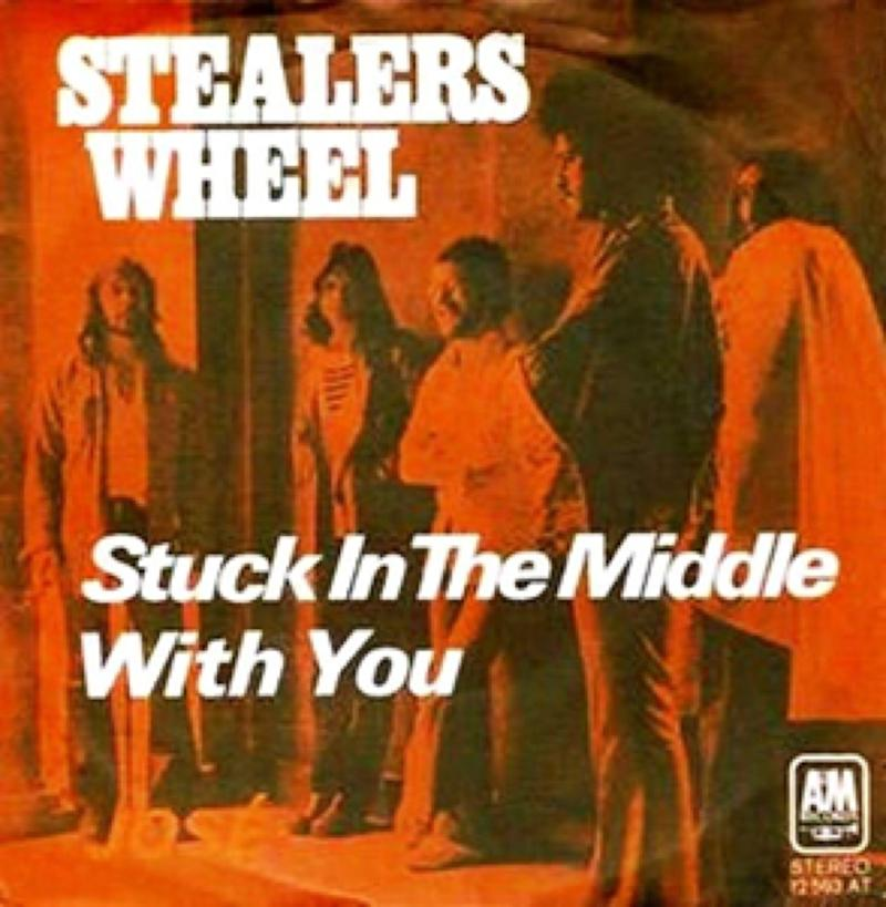 Stuck in the Middle With You, 1970s one hit wonder