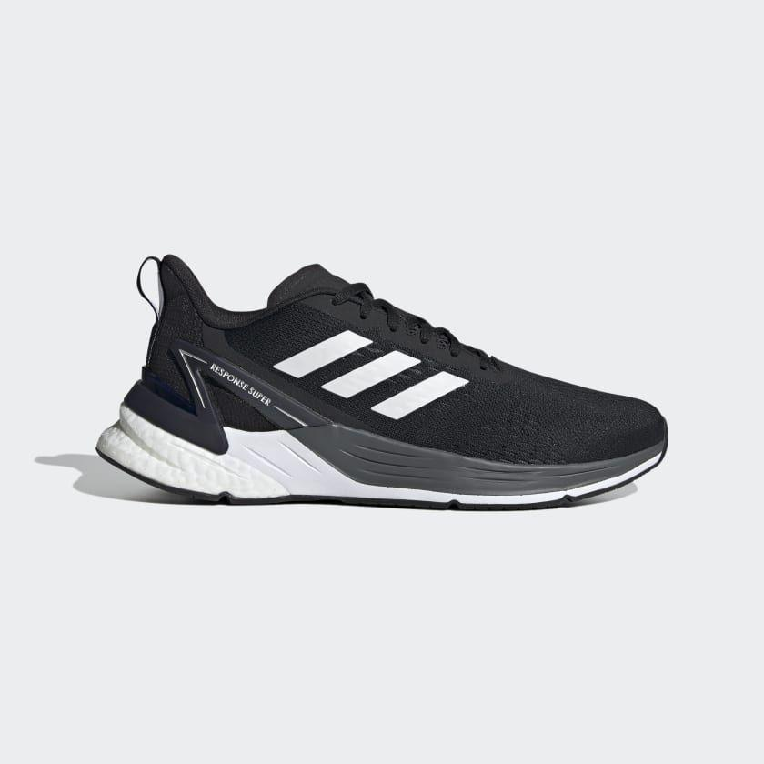 """<p><strong>adidas</strong></p><p>adidas.com</p><p><a href=""""https://go.redirectingat.com?id=74968X1596630&url=https%3A%2F%2Fwww.adidas.com%2Fus%2Fresponse-super-shoes%2FFX4829.html&sref=https%3A%2F%2Fwww.runnersworld.com%2Fgear%2Fg36599675%2Fglobal-running-day-sales%2F"""" rel=""""nofollow noopener"""" target=""""_blank"""" data-ylk=""""slk:Shop Now"""" class=""""link rapid-noclick-resp"""">Shop Now</a></p><p><strong><del>$90</del> $72 (20% off)</strong></p><p>For a much-needed pep in your step, pick up Adidas' Response Super shoes. The brand's secret sauce is its Boost cushioning, which is made by fusing a bunch of energy capsules together. And, thanks to its mesh uppers, this pair will feel light as air.</p>"""