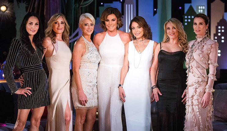 The <em>Real Housewives of New York City</em> reunion.