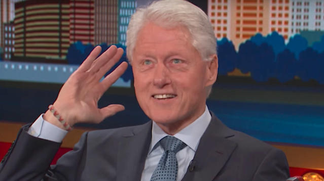 Bill Clinton pined for one thing after his presidency ended.