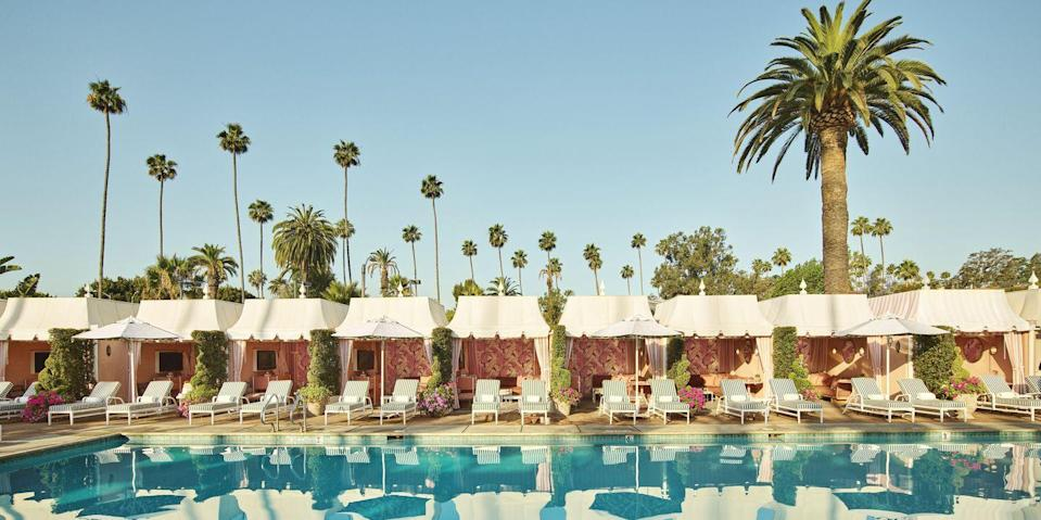 Photo credit: Courtesy of The Beverly Hills Hotel