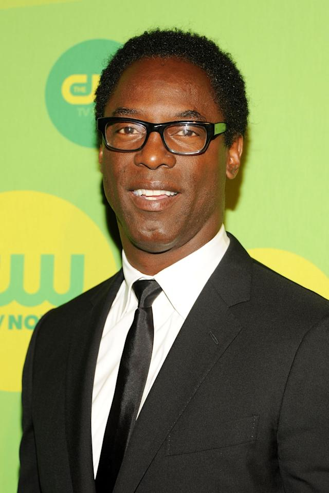 NEW YORK, NY - MAY 16:  Actor Isaiah Washington attends The CW Network's New York 2013 Upfront Presentation at The London Hotel on May 16, 2013 in New York City.  (Photo by Ben Gabbe/Getty Images)