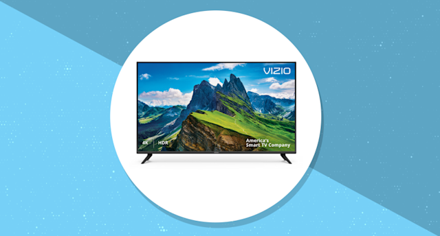 Save $180 on this VIZIO 50-inch 4K TV. (Photo: Walmart/Yahoo Lifestyle)