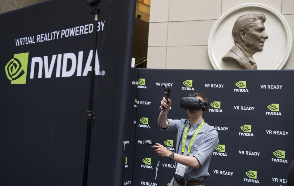 Silicon Valley tech firm Nvidia has developed a version of its GEForce Now cloud gaming service that runs on Apple's browser.