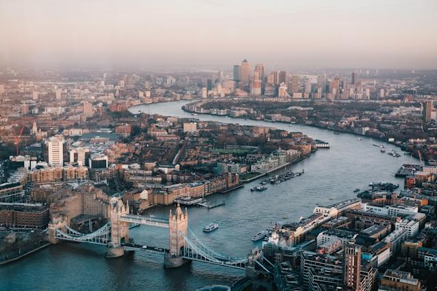 People are leaving London at a younger age than ever before. Photo: Benjamin Davies/Unsplash