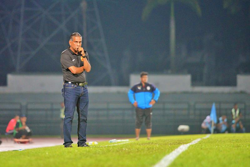 Satiananthan cautious of new Selangor youngsters' potential