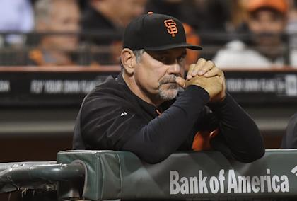 Bruce Bochy has won two World Series as manager of the Giants. (Getty Images)