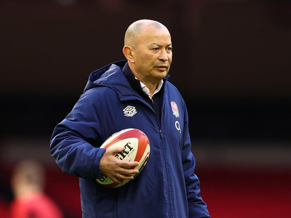 <p>Eddie Jones believes England can still salvage their Six Nations campaign</p> (Getty)