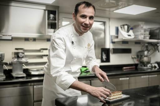 Renowned French pastry chef Francois Perret tried to reinvent some US cookie classics