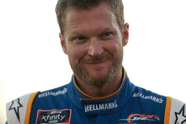 Dale Earnhardt Jr. plans to race next week at Darlington, which make for a must-watch race for NASCAR fans. (Getty)