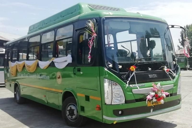 Rajasthan Gets 150 New Electric Buses, 100 Units Allotted for Jaipur