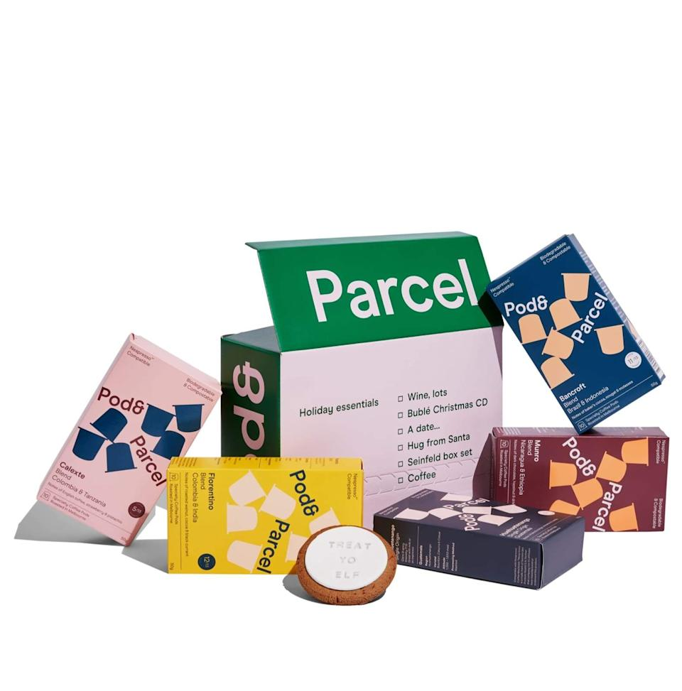 Christmas Gift Pack, $47 from Pod & Parcel. Photo: Pod & Parcel.