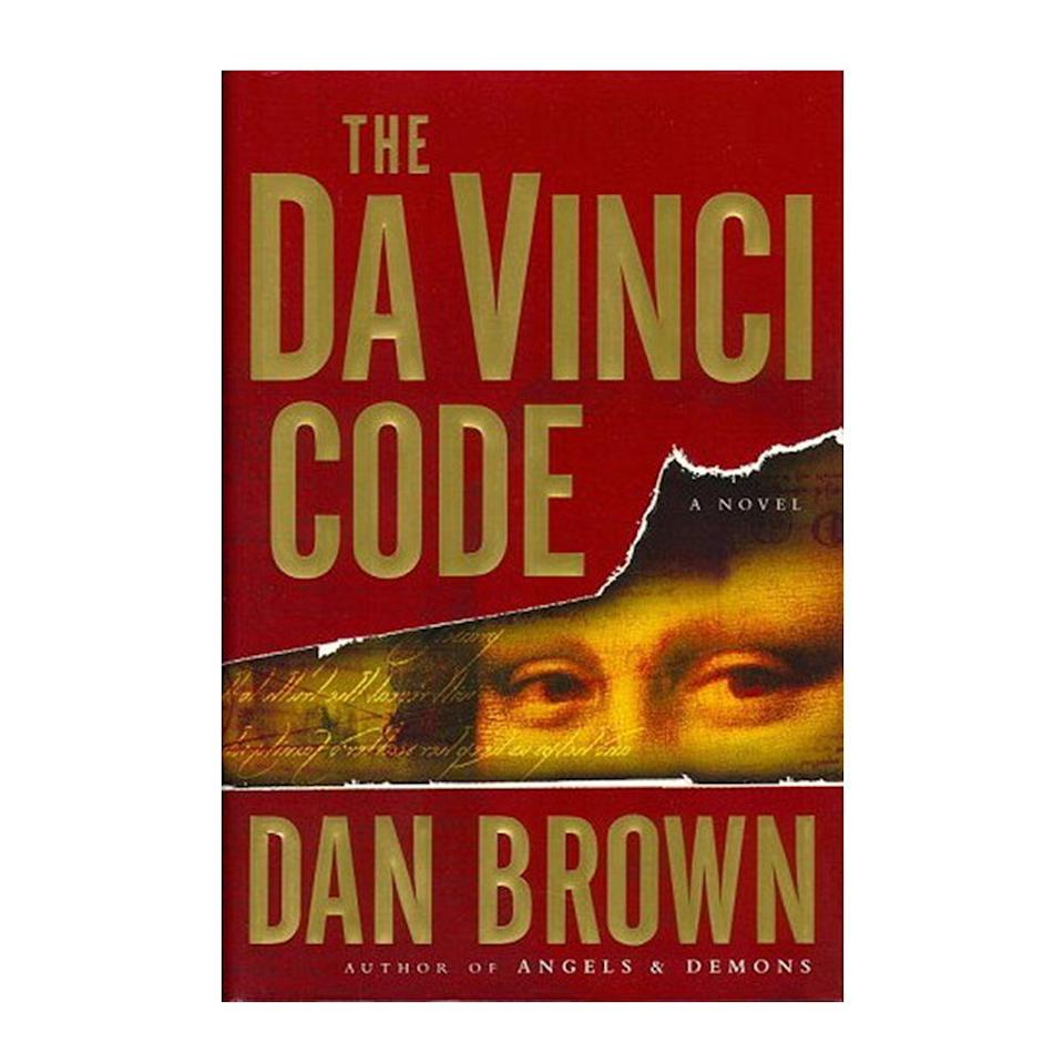 """<p><strong>$7.19 </strong><a class=""""link rapid-noclick-resp"""" href=""""https://www.amazon.com/Vinci-Code-Dan-Brown/dp/0307474275?tag=syn-yahoo-20&ascsubtag=%5Bartid%7C10050.g.35033274%5Bsrc%7Cyahoo-us"""" rel=""""nofollow noopener"""" target=""""_blank"""" data-ylk=""""slk:BUY NOW"""">BUY NOW</a></p><p><strong>Genre: </strong>Mystery</p><p>This number-one worldwide best-seller follows a murder at Paris' Louvre Museum, where Harvard professor Robert Langdon and police cryptologist Sophie Neveu are tasked to decode the cryptic message the victim left in the moments before his death.<br></p>"""